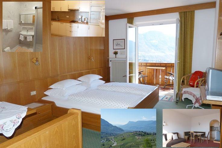 Ferienwohnung 10 mit 2 Südbalkone verfügbar in #Dorf Tiro lab 22.10.16  www.suedtirol-sonnleiten.jimdo.com