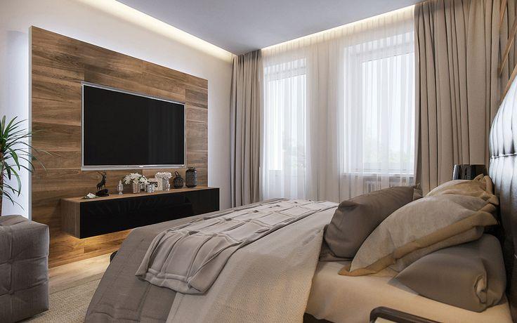 Квартира в Пушкине - Лучший дизайн спальни | PINWIN - конкурсы для архитекторов, дизайнеров, декораторов
