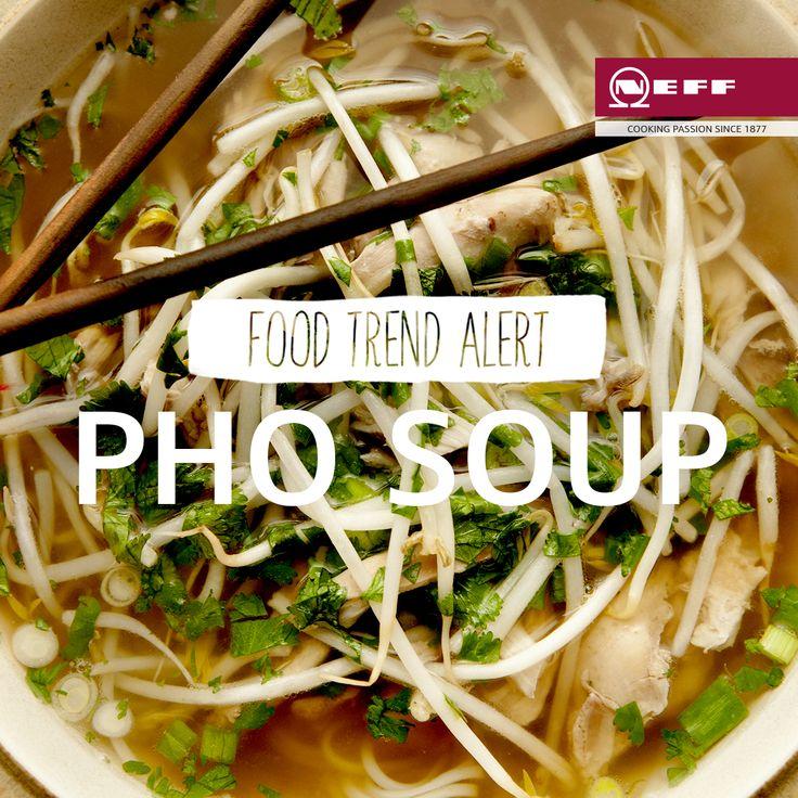 Vietnamese pho soup is having a major foodie moment. It's veg, noodles ...