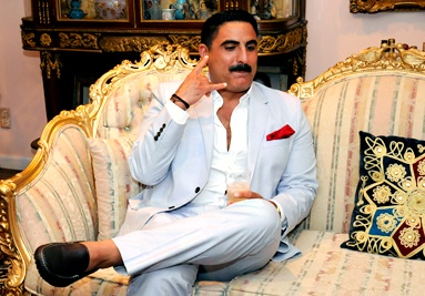 "Reza from ""Shahs of Sunset: I know he's gay, but he's gorgeous.0:)"