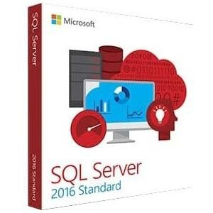 Microsoft SQL Server 2016 Standard Edition 10 Client