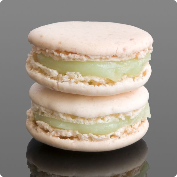 Ladurée :: Macaron Fleur d'Oranger  ♥♥♥♥♥♥♥♥  Ha ha, it's in my Food board, too, but aren't the colours perfect in here??? :-)