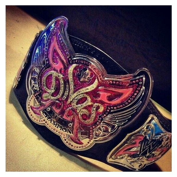 WWE Divas Championship All Times Forever