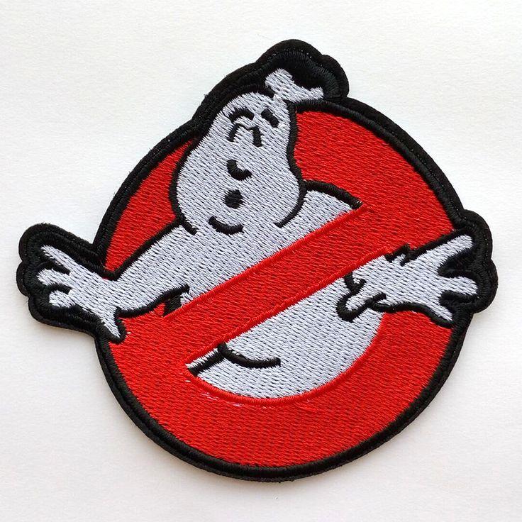 1 шт. Ghost Busters Вышивка Патчи для Одежды Железа На Патчи Швейные Аппликация Знак DIY Одежда Швейные Аксессуары Для Одежды купить на AliExpress