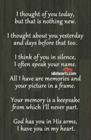 This is how I often feel on those days where I miss Grandpa so much.