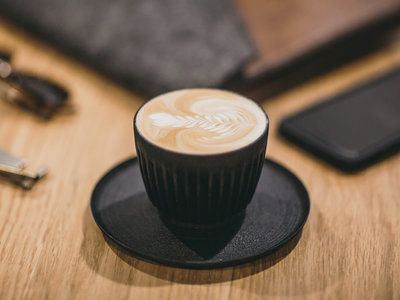 These Stylish Coffee Cups Are Made from Coffee | Food&Wine