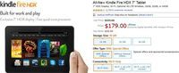 Amazon trims Kindle Fire tablet prices for Cyber Monday The Kindle Fire HDX can be yours for $50 off the usual price. But you'll have to hurry. The deal ends today.
