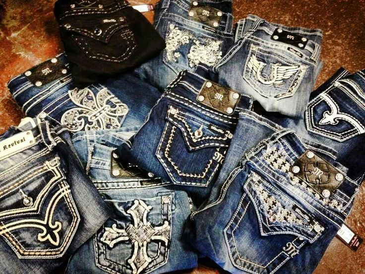 Miss me jeans ♡ We will take them all LOL