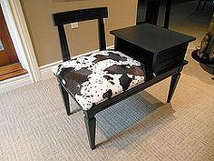 retro tafel krijgt een heel andere look, beschilderde meubels, herbestemming upcycling, Elke keer als ik langs deze tabel Ik glimlachte