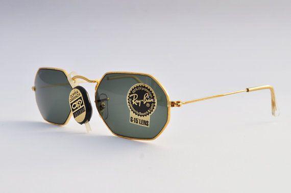 RayBan vintage sunglasses Bausch & Lomb  di MarinaVintageItaly, €150.00
