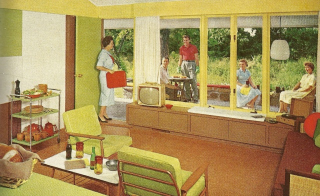 1960s Decorating Vintage Home Decor Remember When Vintage Homes Pinterest 1960s Room