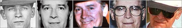 The arrest of James 'Whitey' Bulger