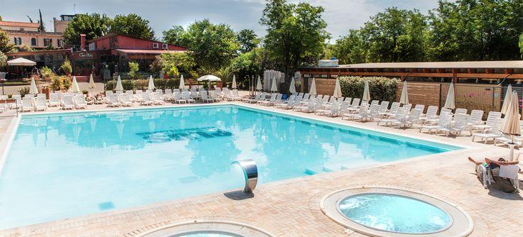 pools - Camping Village Rome