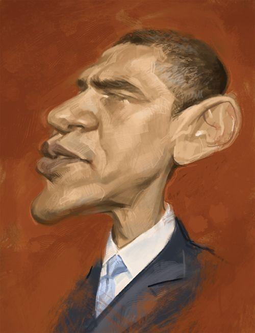 Pop Culture - barack obama - funny celebrity pictures ...