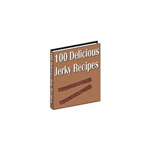 Jerky makes a delicious snack for the whole family and a great gift for friends. Now you can have the best jerky recipes at your fingertips with 100 Delicious Jerky Recipes!