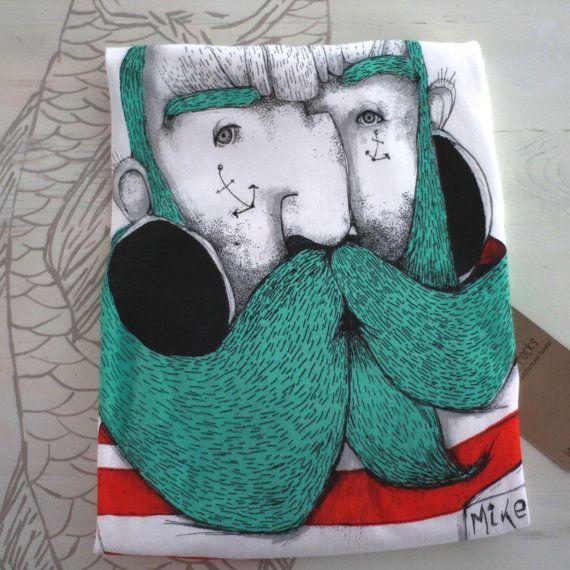 women's cutfair wear t-shirt. Made from bamboo by littlerocksPK