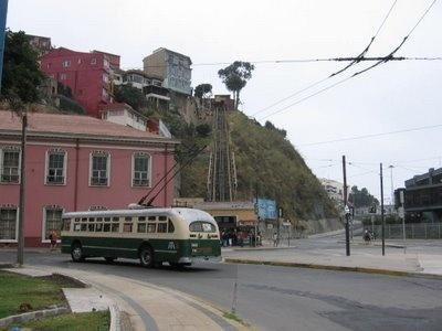 Valparaíso, puerto de mis amores: Plaza Aduana