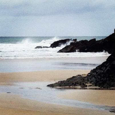 Lusty Glaze Beach #newquay #cornwall