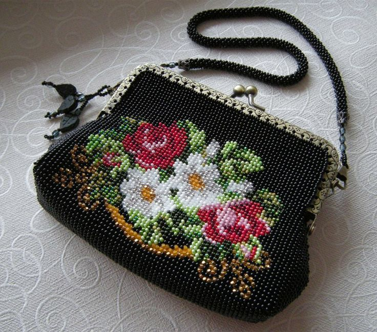 Beaded Purses by Svetlana Gaponenko