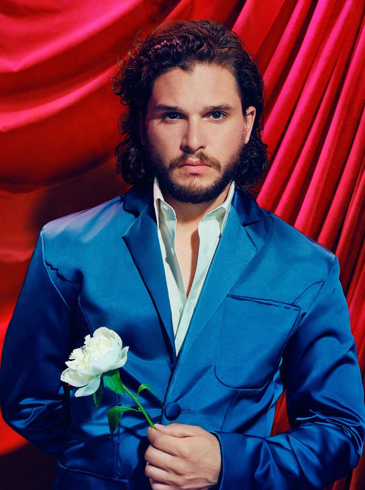 Kit Harrington, Game of Thrones, Time Magazine.