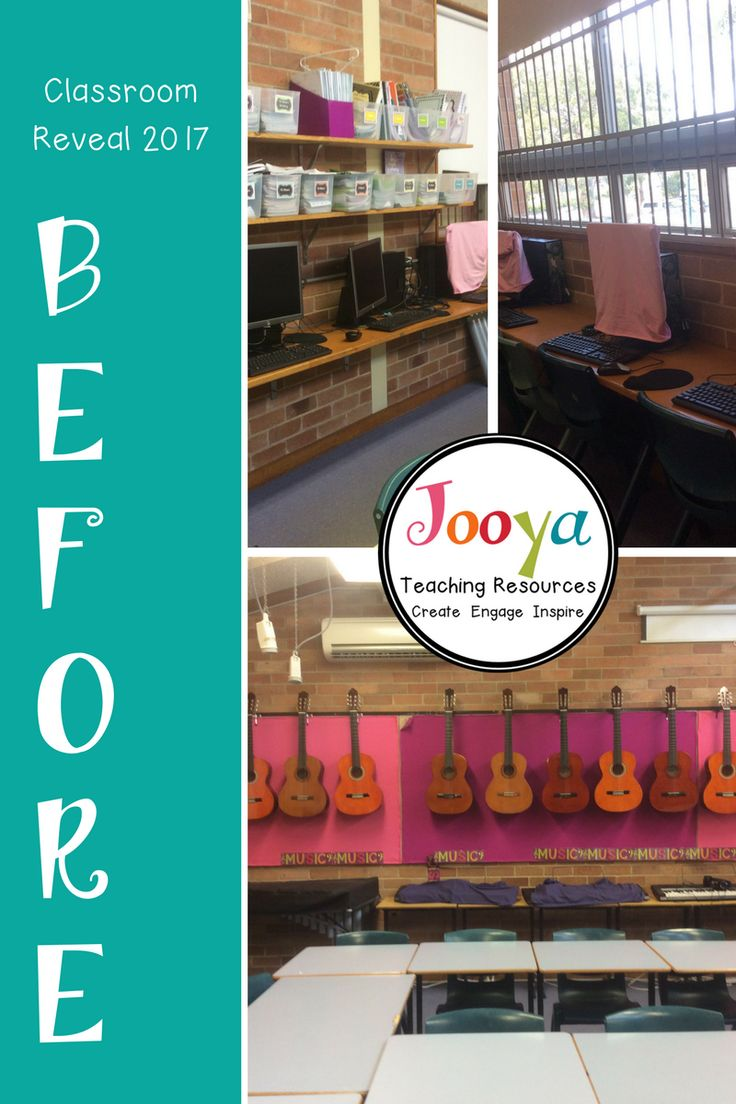 Classroom Reveal Blog Post from Jooya Teaching Resources. Grab yourself some FREE classroom decorations for your music room by going to Jooya Teaching Resources on Teachers Pay Teachers.