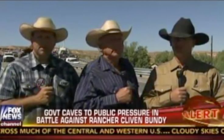 Sean Hannity's Exclusive Video at the Bundy Ranch ~ Pub on Apr 15, 2014 ~ Producers from the Sean Hannity Show were at the Bundy Ranch during the tense stand-off between the ranchers and the BLM bullies ~ ***AMERICAN PATRIOTS STAND UNITED!!!  WE WILL NOT SURRENDER WHAT IS OURS!!!