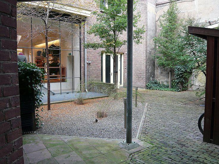 3 nieuwe stadsappartementen - Hoogstraat 29/Buitenhof