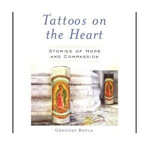 a review of tattoos on the heart a novel by gregory boyle Tattoos on the heart is a collection of anecdotes of father boyle's work which are compassionate, inspirational, thought-provoking, funny, tragic and unforgettable hi i heard father boyle interviewed on npr a few months ago and was inspired by his work.