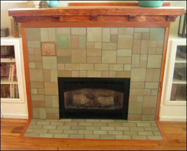 1000 Images About Craftsman Tiles On Pinterest Copper Fireplace Tiles And Arts And Crafts