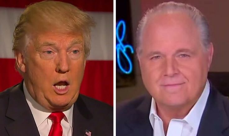 Limbaugh: Trump Getting A Close-Up Look At Ugly Side Of Liberal Ideology