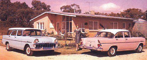 1961 Holden Special EK
