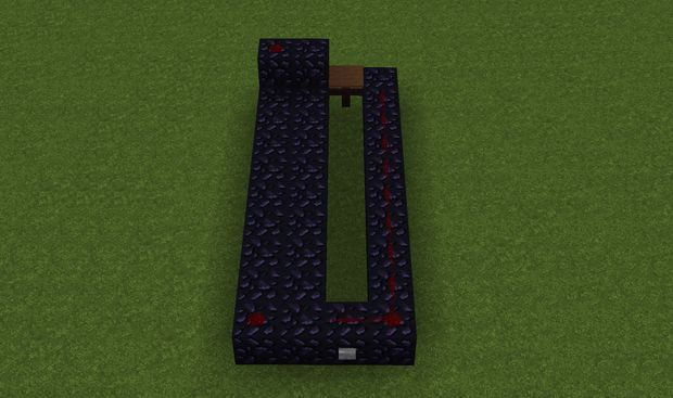How to Make a Minecraft TNT Cannon