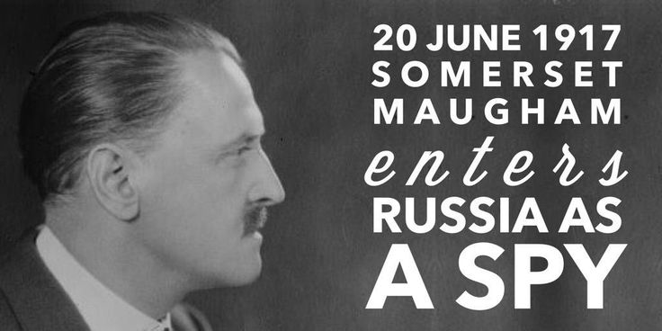 20 June 1917. A British Secret Agent Somerset Maugham is assigned on a mission to Russia to prevent the Bolshevik revolution