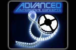 AAC Style, parent company to Oracle Lighting products, page showing various automotive LED lighting upgrades. Oracle Products are LIFETIME WARRANTY.