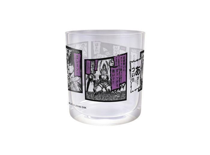 Ποτήρι Attack on Titan No 3 (200ml) | Shingeki no Kyojin | OtakuStore.gr