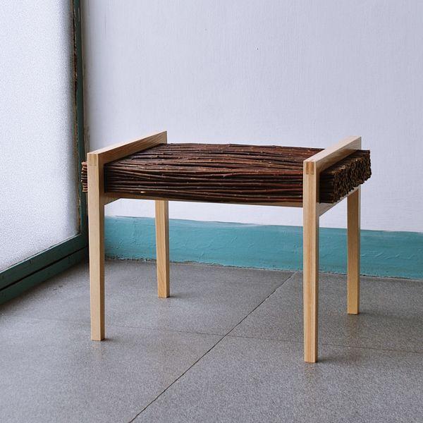 Chaise - Banc - Bois
