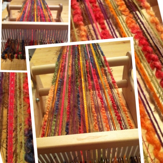 Knitting And Weaving Differences : Best images about cricket loom on pinterest free