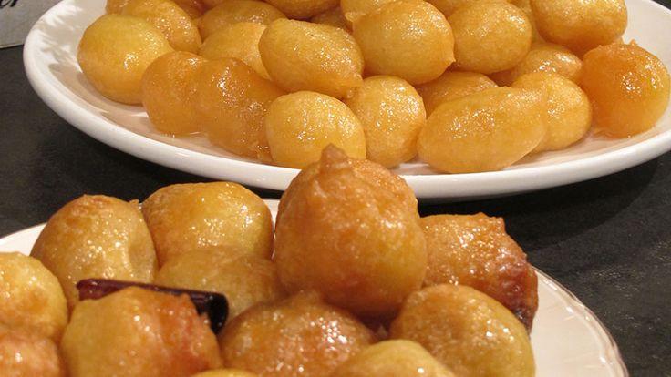 Λουκουμάδες – Χρυσές Συνταγές