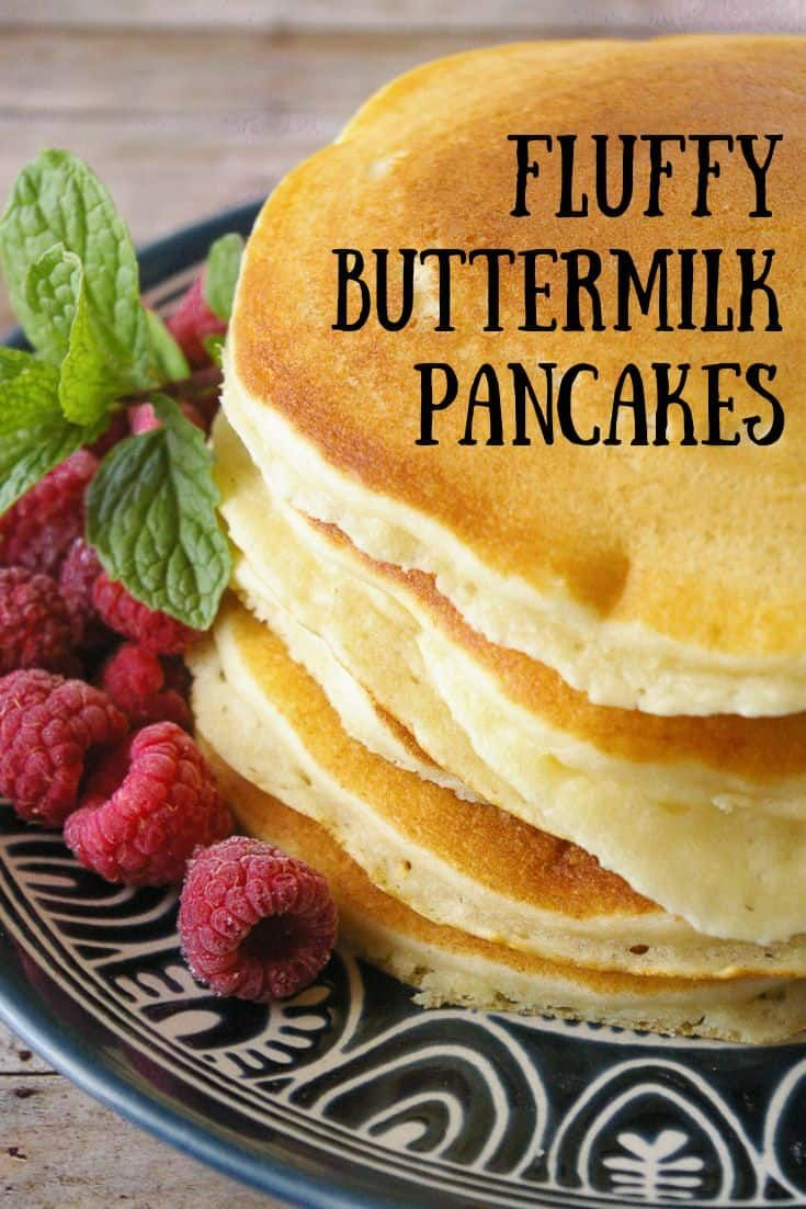 Fluffy Buttermilk Pancakes Recipe Buttermilk Pancakes Fluffy Buttermilk Pancakes Buttermilk Recipes