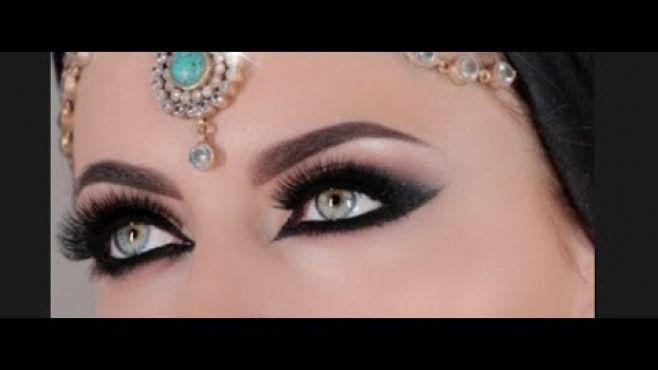 Egzotik Arap Makyajı Yapımı - Özel günler için veya günlük uygulayabileceğiniz arap makyajı tekniği (Arabic Makeup Tutorial Video)