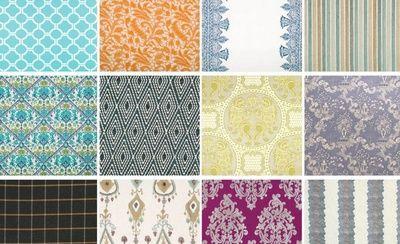 Robert Allen Fabrics, Designer Favorite Fabrics
