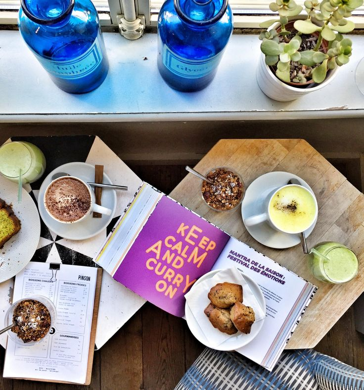 Café Pinson - My Gluten Free Food Tour in Paris