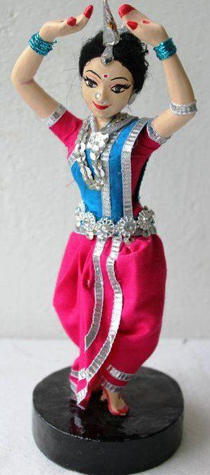 Odissi Dancer