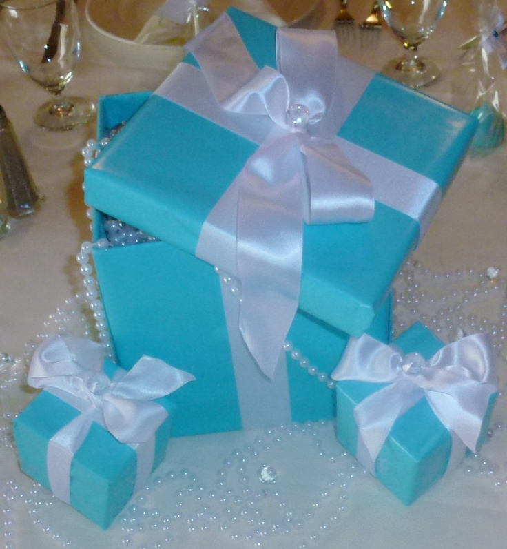 28 tiffany blue centerpiece boxes tiffany blue box rh channelme tv