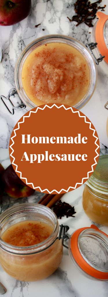 homemade apple sauce, easy and quick. You decide the sugar content and spices
