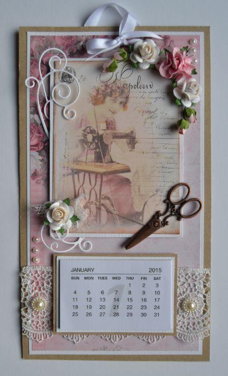 Velkommen inn: 3 kalendere:)
