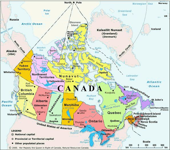 Visit all 13 Canadian Provinces/Territories (done: 6 provinces and 1 territory) although... Could I say two territories if I visited Iqaluit when it was still part of the NWT and now it's part of Nunavut? And if it's only one, which territory do I say I've been to? ;)