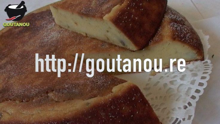 GÂTEAU+DE+PATATES+DOUCES+–+Version+2+par+Christian+ANTOU