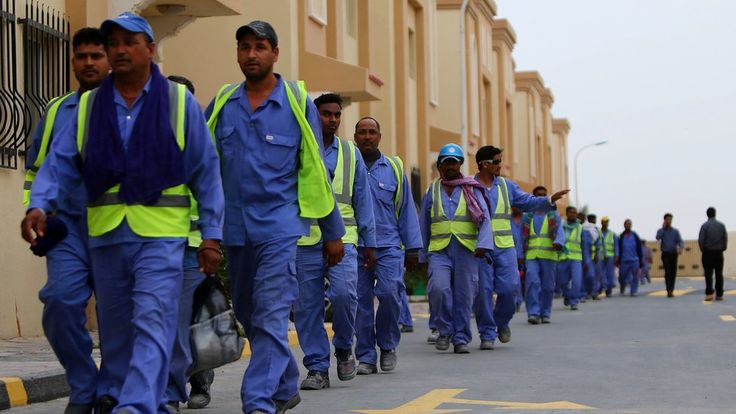 Qatar introduces minimum wage for first time https://tmbw.news/qatar-introduces-minimum-wage-for-first-time  Qatar has committed to a range of labour law reforms, including the introduction of a minimum wage.Doha's record on migrant worker rights has been under international scrutiny in the run-up to the 2022 football World Cup.The announcement came the day before a meeting of the International Labour Organisation (ILO), which had warned Qatar to end abuse of migrant workers.The…