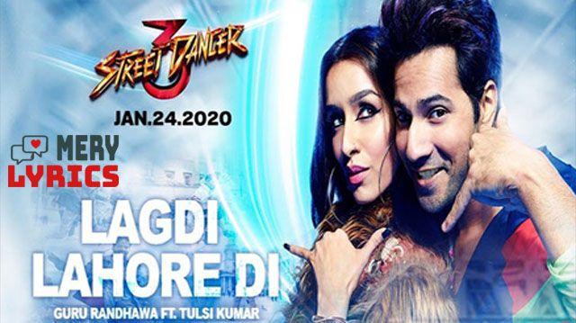 Lagdi Lahore Di Lyrics In 2020 Lyrics Bollywood Songs Songs